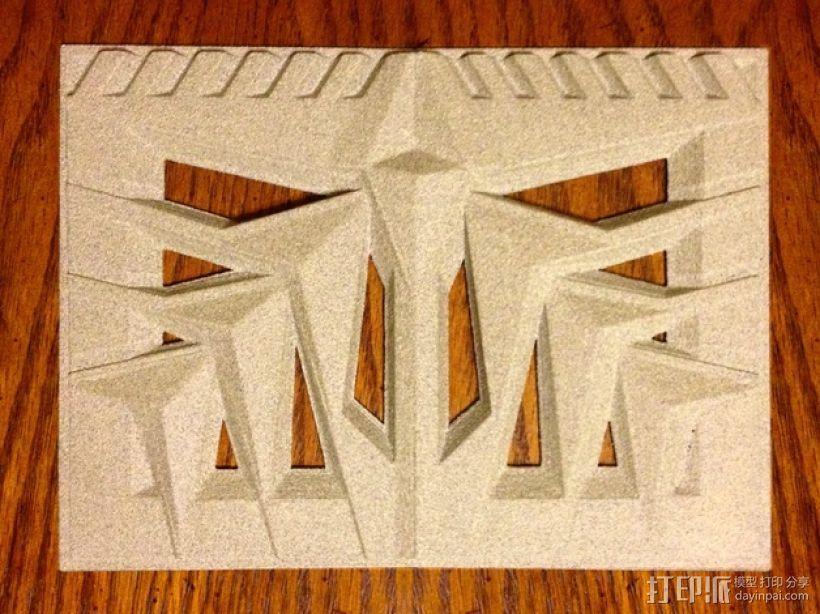 比特摩尔庄园瓷砖 3D模型  图1