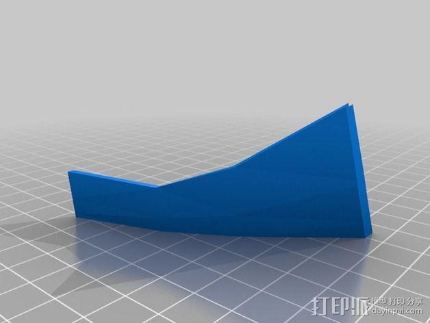 钢铁侠盔甲护胸 3D模型  图11