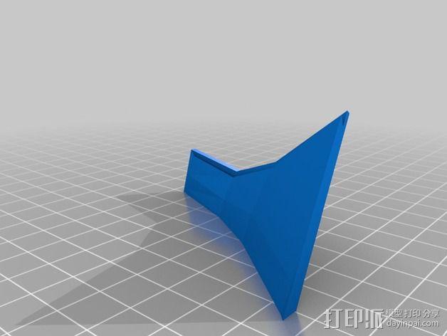 钢铁侠盔甲护胸 3D模型  图12