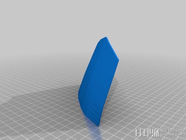 钢铁侠盔甲护胸 3D模型  图15