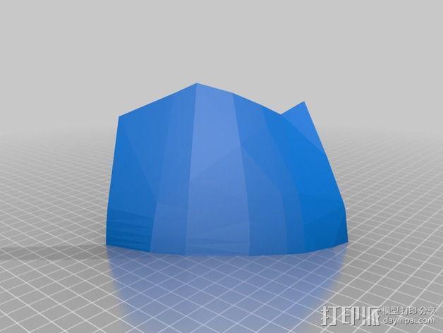 钢铁侠盔甲护胸 3D模型  图18