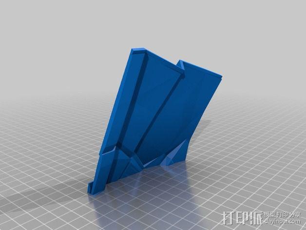 钢铁侠盔甲护胸 3D模型  图19
