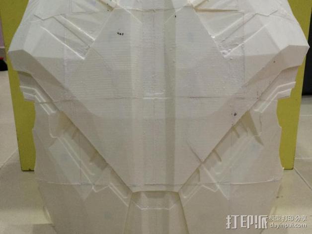钢铁侠盔甲护胸 3D模型  图22