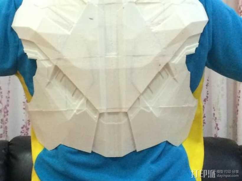 钢铁侠盔甲护胸 3D模型  图25