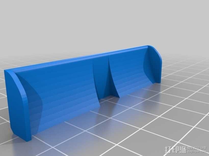 F1 玩具赛车 3D模型  图4