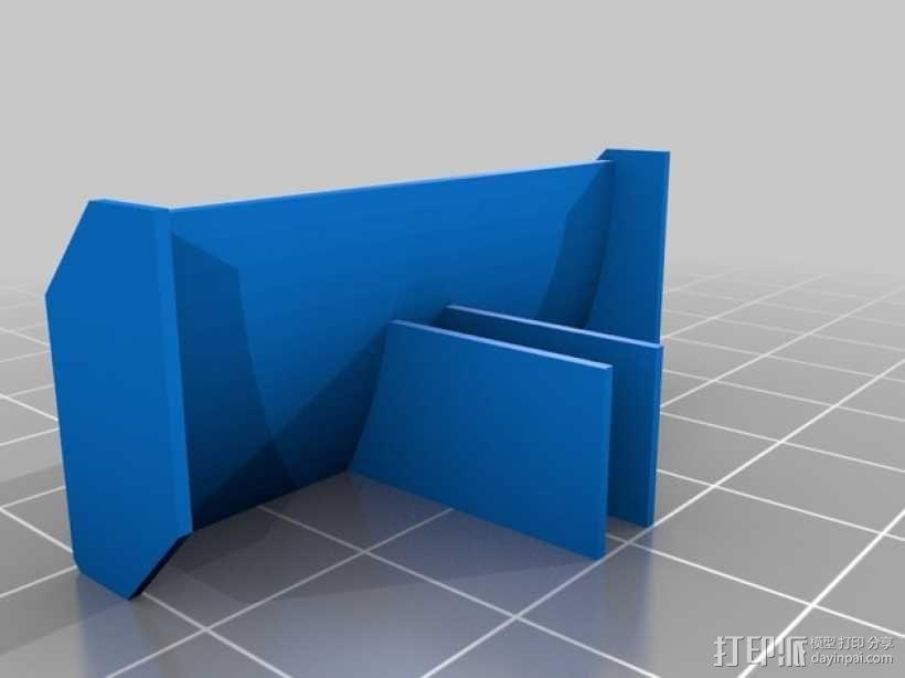 F1 玩具赛车 3D模型  图5