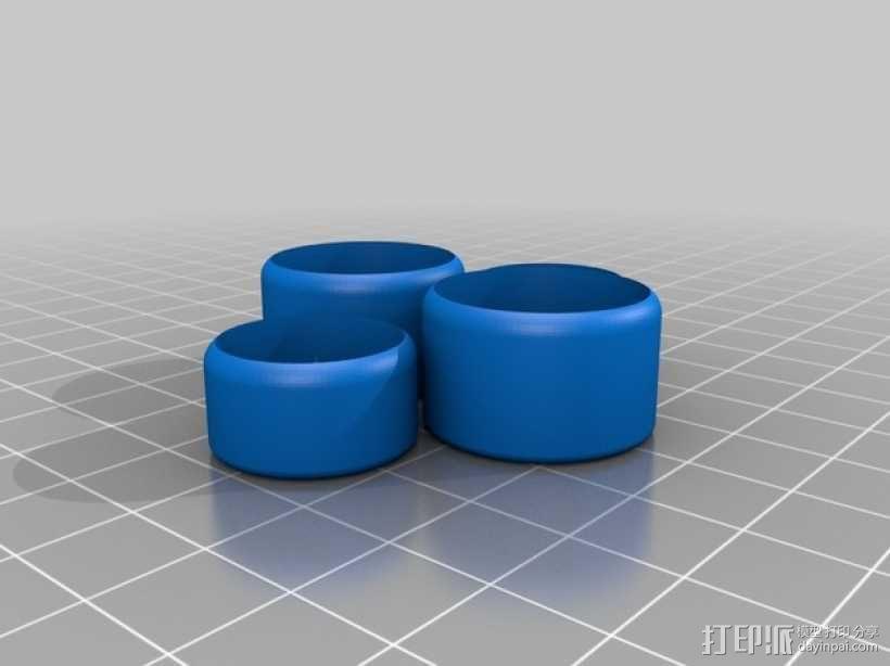 F1 玩具赛车 3D模型  图6
