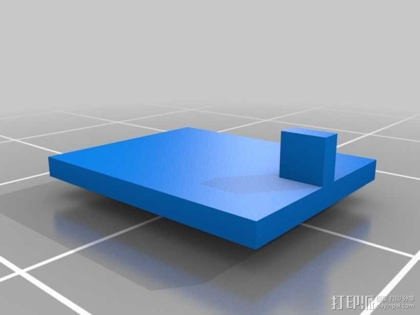 神秘博士音速起子 3D模型  图5