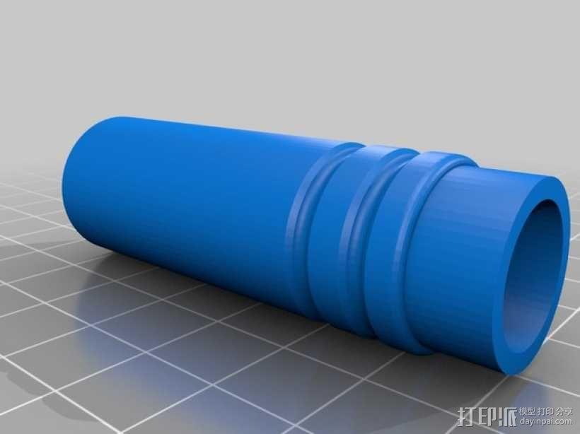 神秘博士音速起子 3D模型  图4
