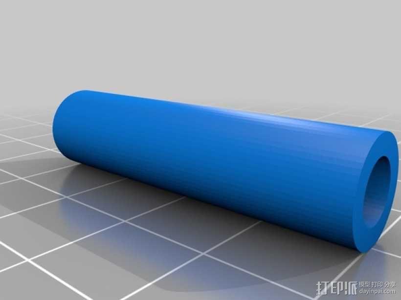 神秘博士音速起子 3D模型  图6