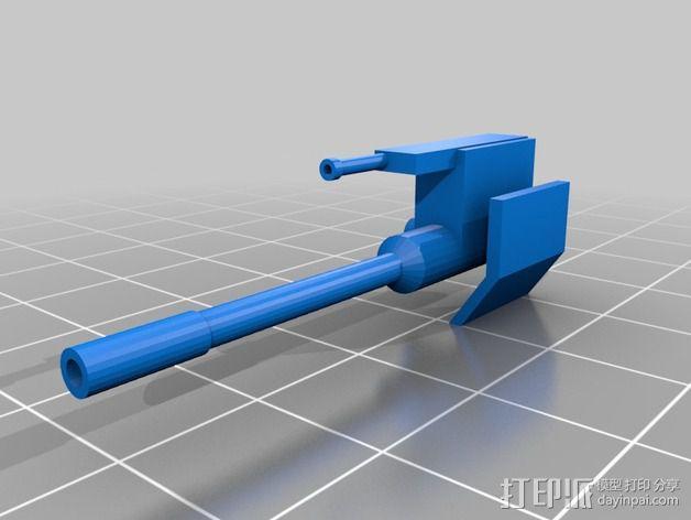 AT-AT帝国步行机 3D模型  图6