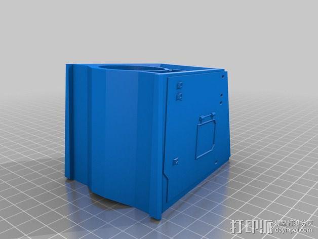 AT-AT帝国步行机 3D模型  图8