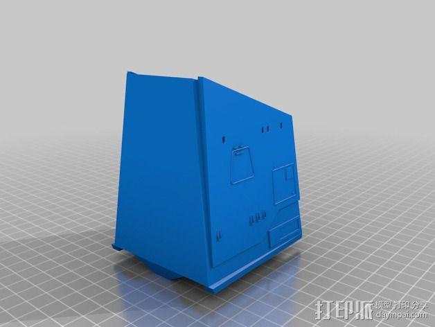 AT-AT帝国步行机 3D模型  图10