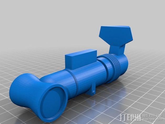 AT-AT帝国步行机 3D模型  图13
