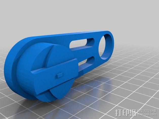 AT-AT帝国步行机 3D模型  图15