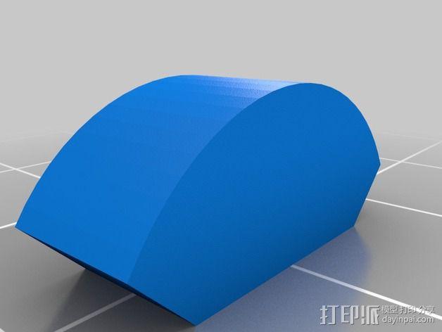AT-AT帝国步行机 3D模型  图21