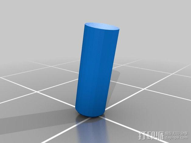 AT-AT帝国步行机 3D模型  图23