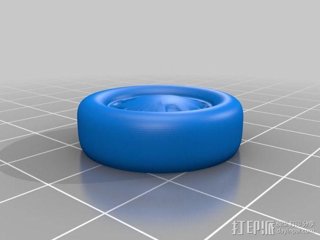 变形金刚 汽车人 3D模型  图2