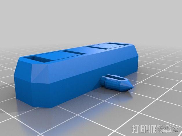 变形金刚 汽车人 3D模型  图9