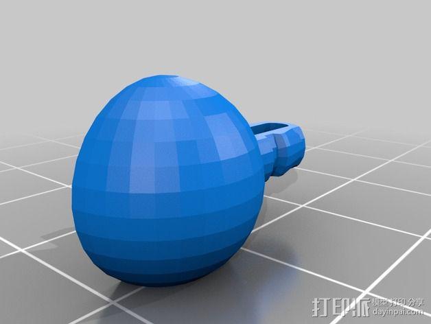 变形金刚 汽车人 3D模型  图14