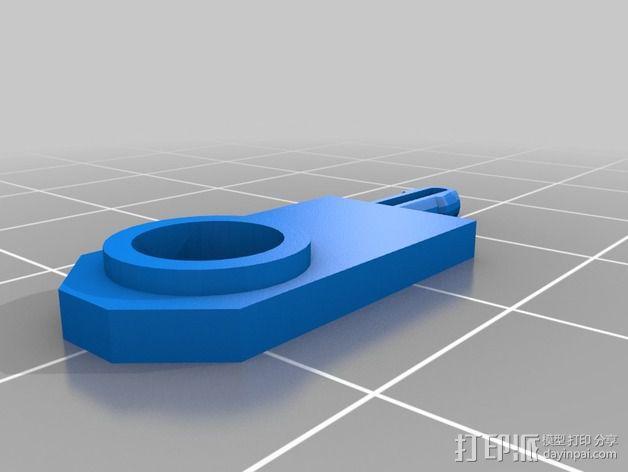 变形金刚 汽车人 3D模型  图13