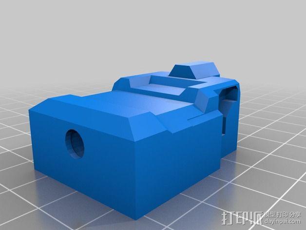 变形金刚 汽车人 3D模型  图17
