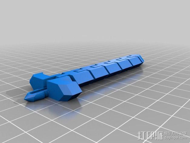 变形金刚 汽车人 3D模型  图19