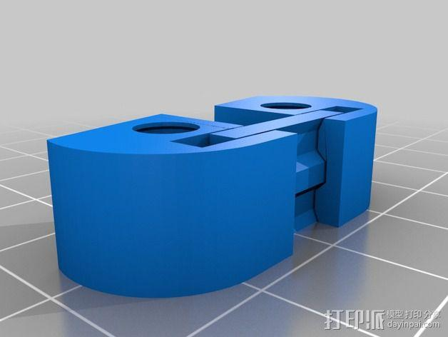 变形金刚 汽车人 3D模型  图21