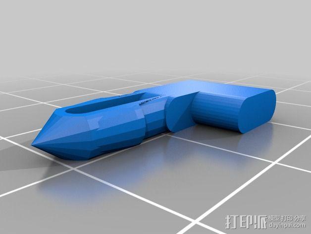 变形金刚 汽车人 3D模型  图23