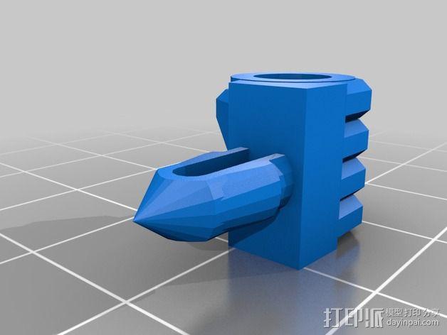 变形金刚 汽车人 3D模型  图25