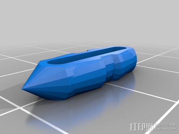 变形金刚 汽车人 3D模型  图26