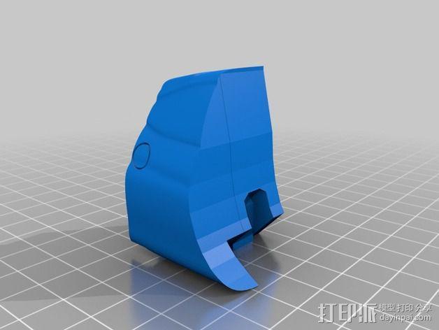 变形金刚 汽车人 3D模型  图28