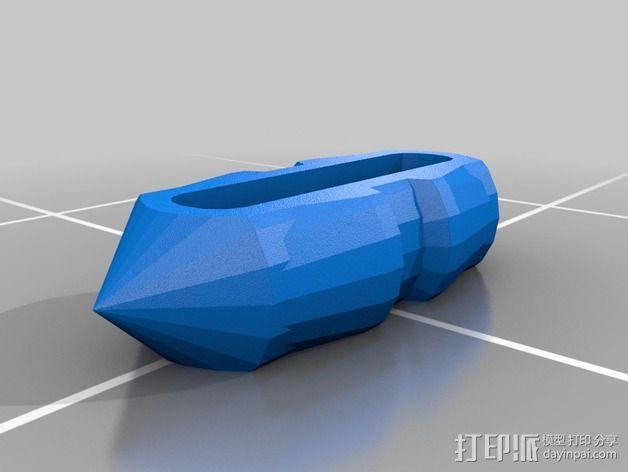 变形金刚 汽车人 3D模型  图29