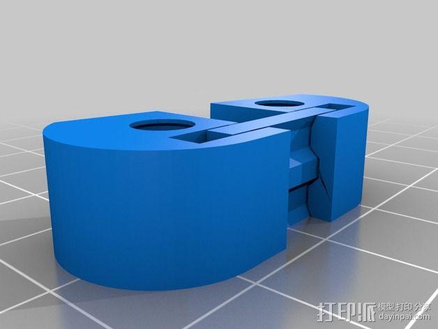变形金刚 汽车人 3D模型  图32
