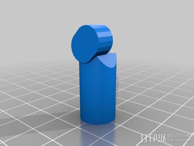 变形金刚 汽车人 3D模型  图33