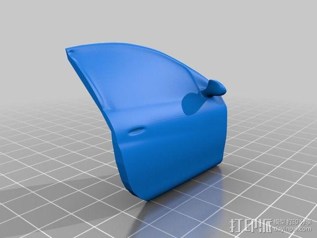 变形金刚 汽车人 3D模型  图34