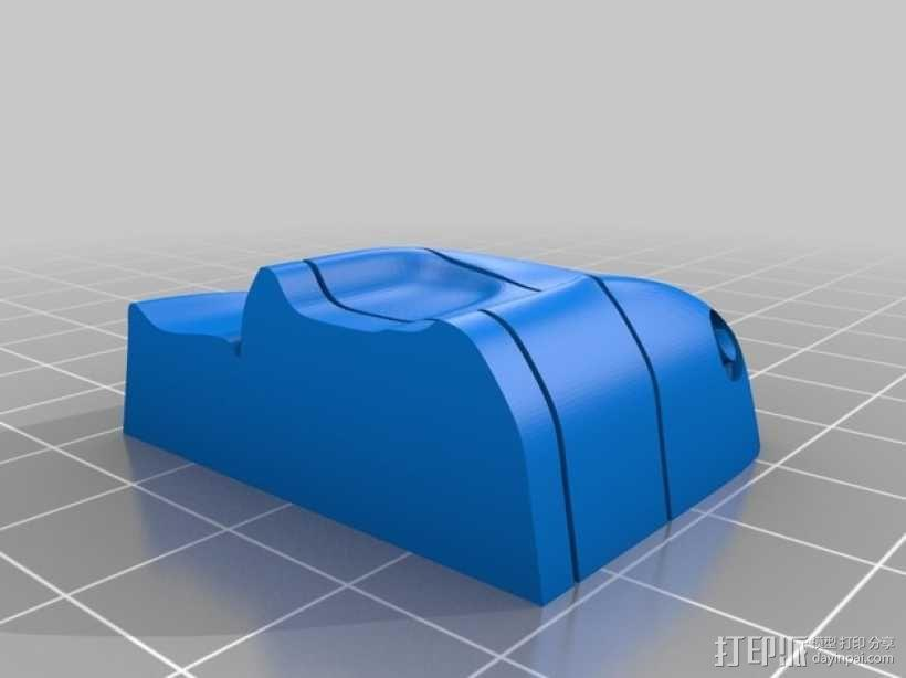 变形金刚 汽车人 3D模型  图39