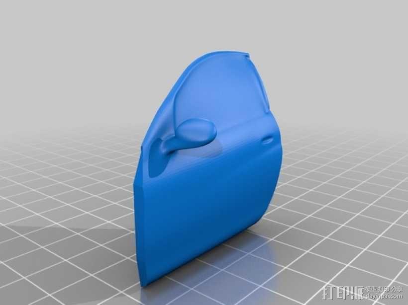 变形金刚 汽车人 3D模型  图40