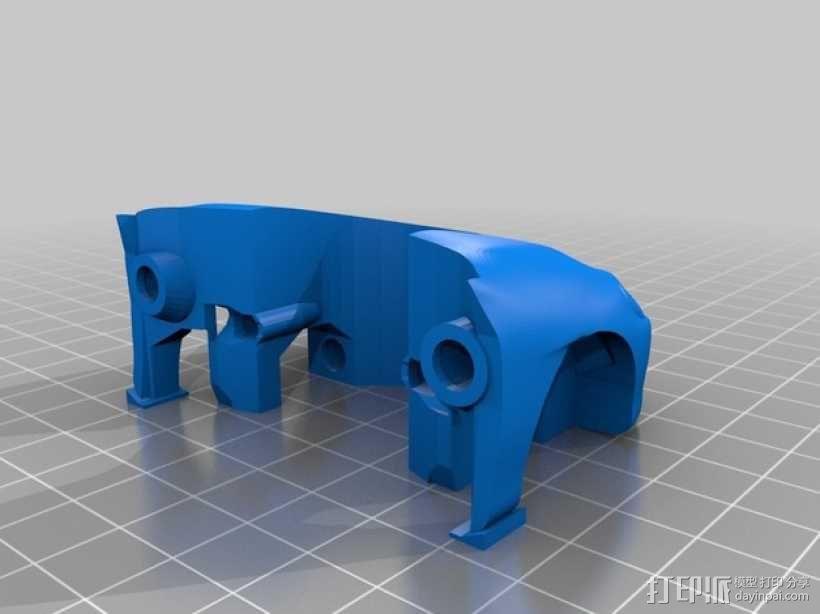 变形金刚 汽车人 3D模型  图43