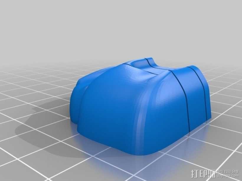 变形金刚 汽车人 3D模型  图42