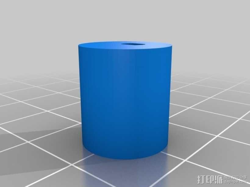 变形金刚 汽车人 3D模型  图44