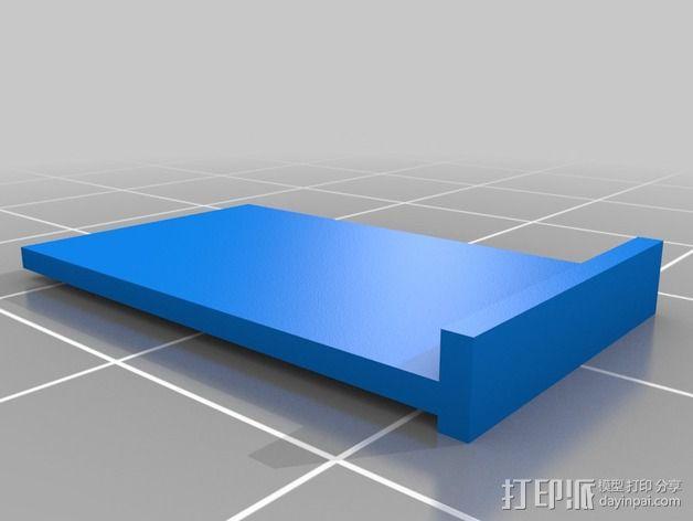 捕食者坦克 3D模型  图7