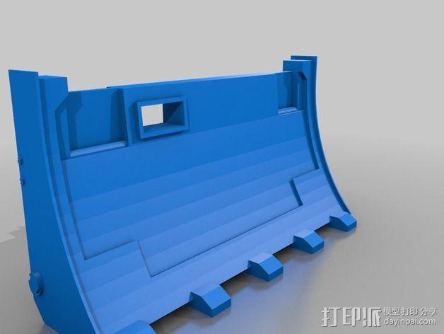 捕食者坦克 3D模型  图5