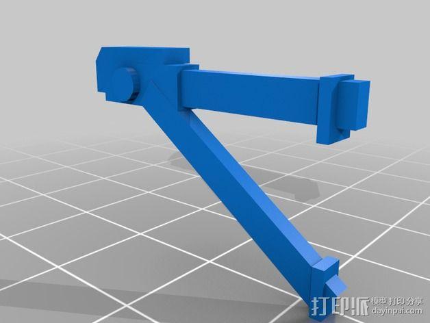 捕食者坦克 3D模型  图9