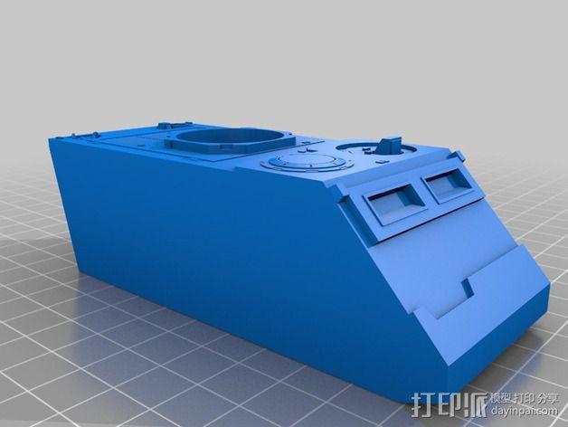 捕食者坦克 3D模型  图18