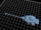 捕食者坦克 3D模型 图21
