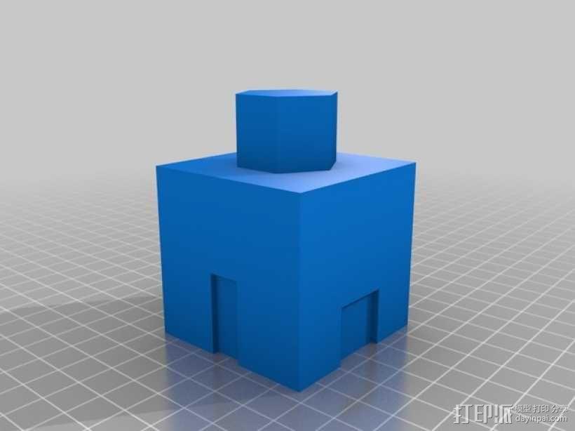 世贸中心大楼 3D模型  图4