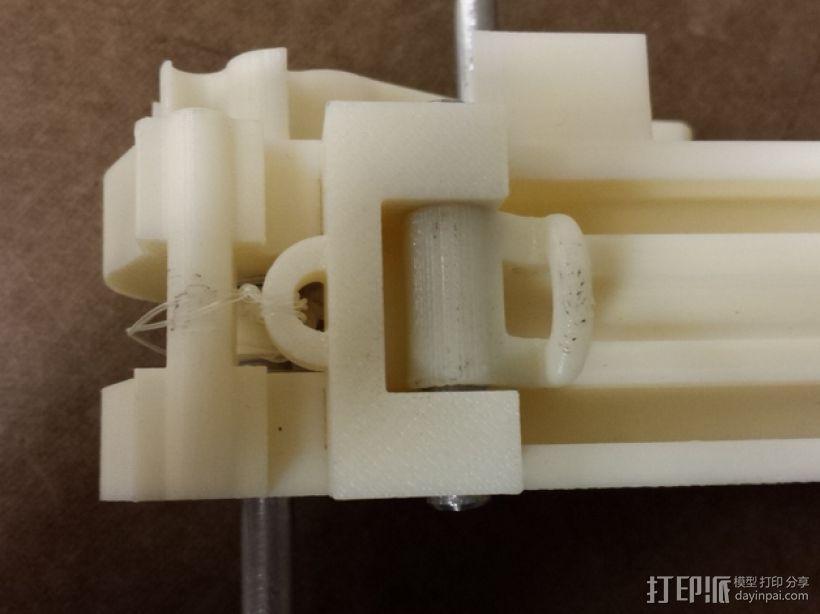 手持扭力弩 3D模型  图7