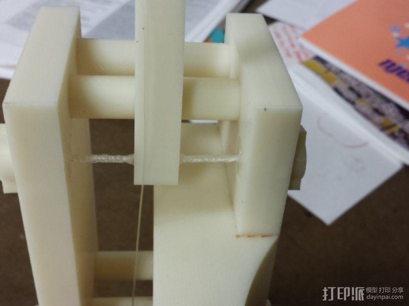 手持扭力弩 3D模型  图8