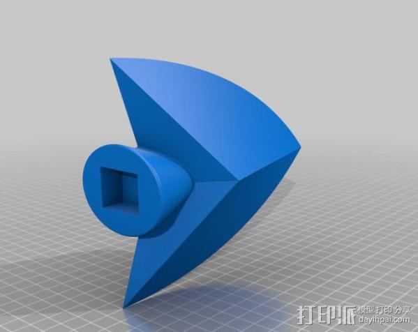 爪钩 3D模型  图5